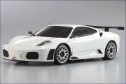 Karosserie Ferrari F430 GT Test Car weiss RM Mini-Z