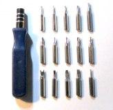 Mini-Werkzeugset 16-teilig