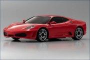 Karosserie Ferrari F-430, rot RM