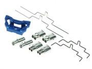 Auspuff-Set für den Mini-Z AWD 3Racing