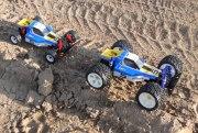 Monster-Felgen Paar für Mini-Z Buggy