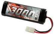 Akku Rocket Stick Pack 7,2V-3000mAh