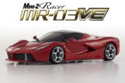 Mini-Z MR-03VE ASF BCS La Ferrari Red Version MM Brushless!