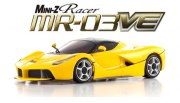 Mini-Z MR-03VE BCS La Ferrari Yellow Version MM