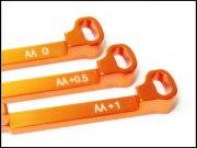 PN Racing Mini-Z MR03 Double A-Arm Front Suspension V3 (orange)