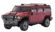 Set Mini-Z Overland Sports Hummer H2 pink 2,4 GHz
