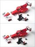 Karosserieset Mini-Z Ferrari F1 MF015 (mfb43/mfb44)