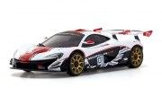 Karosserie Mini-Z McLaren P1 GTR white/red MM