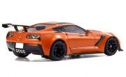 Mini-Z MR03 RWD Chevrolet Corvette ZR1 Sebring Orange MM