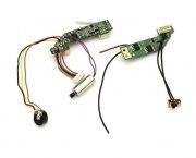 Ersatzplatine 2,4 GHz Mini-Z Buggy FHSS MB025