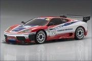 Karosserie Ferrari 360 GTC,Ecoss RM