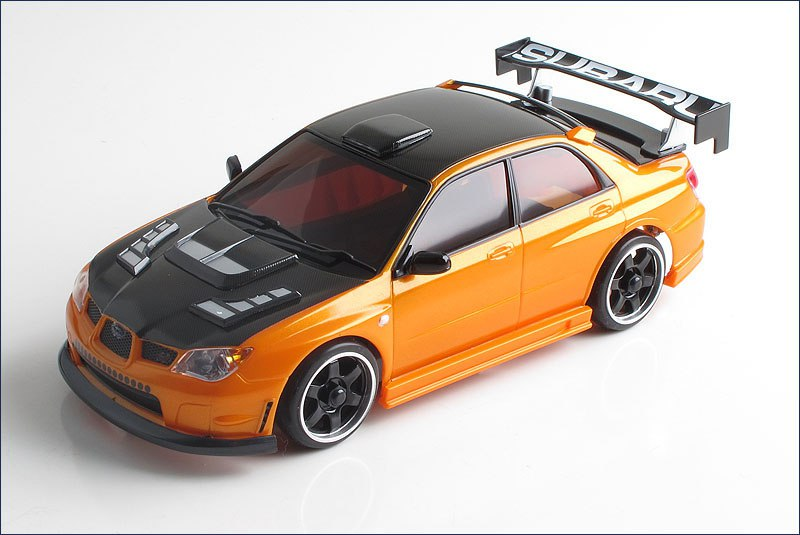 karosserie mini z awd subaru impreza wrx met orange ebay. Black Bedroom Furniture Sets. Home Design Ideas