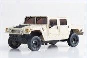 Karosserie#1:24 Hummer H1, sandfarben