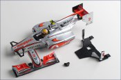 Karosserie Mini-Z MF015 McLaren Mercedes MP4-25 No 2