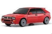 Karosserie Mini-Z AWD Lancia Delta HF Integrale, rot