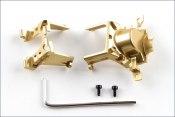 Motorkühlkörper Mini-Z Buggy Alu gold