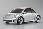 Karosserie Mini-Z New Beetles Turbo S silber HM