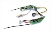 Ersatzplatine 2,4 GHz Mini-Z Buggy ASF