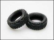 Reifen Paar für Mini-Z Buggy Typ Z Front 20 Degree Lazer