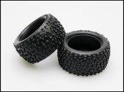 Reifen Paar für Mini-Z Buggy Typ P Rear 20 Degree Lazer