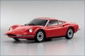 Karosserie Mini-Z Ferrari 246GT Dino RM
