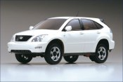 Karosserie Mini-Z Overland Toyota New Harrier, weiss