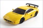 Karosserie Mini-Z FerrariF355 Challenge yelloy RM