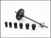 PN Racing Precision Gear Differential 53 Zähne  64 Pitch Titan R