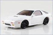 Karosserie Mini-Z Mazda Savanna RX-7 FC3S weiss