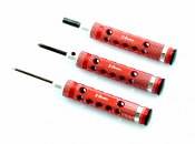 MINI-Z SCREWDRIVER SET (3)