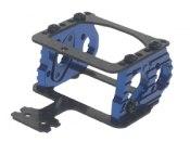 Motorhalter Alu/Carbon Mini-Z MR015/02 MM 3Racing