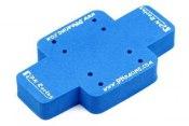 PN Racing Mini Car Foam Stand (Blue)