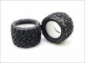 Reifen Paar für Mini-Z Monster inkl. Einlagen