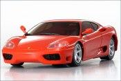 Karosserie dNaNo Ferrari F360 Modena rot MM