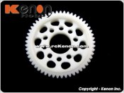 Mini-Z 2WD Machine Cut Delrin Limited Slip 64P Spur Gear 51T