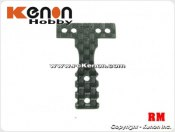 PN Racing Mini-Z MR03 RM Carbon T-Plate #5