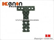 PN Racing Mini-Z MR03 RM Carbon T-Plate #6