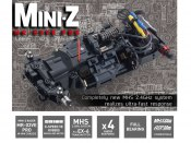 Mini-Z 50th Anniversary Edition MR-03VE ASF PRO Brushless!