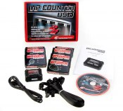 LapCountSystem mit 3 Transponder USB