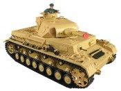 Panzer Kampfwagen IV M 1:16 mit Rauch & Sound