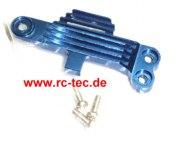 Motorkühlplatte Mini-Z Formel 1Alu blau