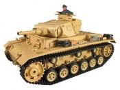 Panzer Kampfwagen III M1:16 Ausf.H mit Rauch & Sound