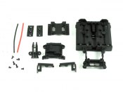 Mini-Z MR03 PNR2,5W Chassis Set schwarz