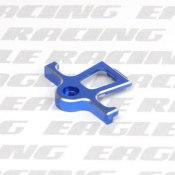 Spurstangenhalter Alu blau Mini-Z Formel 1