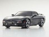 Karosserie Mini-Z Mazda Efini RX-7 FD3s black RM