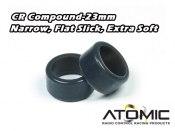 CR Compound Narrow Flat Slick extra soft (8 Shore)