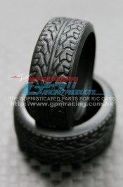 Profil-Reifen schmal ultrasoft (Paar) 18 Shore