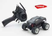 Mini-Z Monster ASF2.4GHz Madforce Black X-Speed