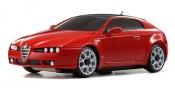Mini-Z Racer Set FWD Alfa Romeo Brera rot