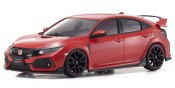 Mini-Z Racer Set FWD Honda Civic Type R flammrot